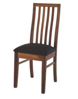 Blackwood dining chair
