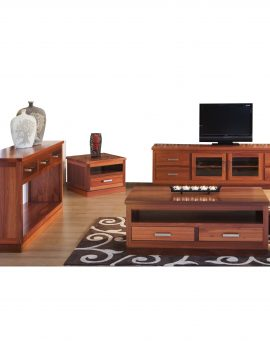 Jarrah living room furniture