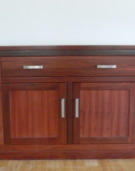Jarrah buffet unit large