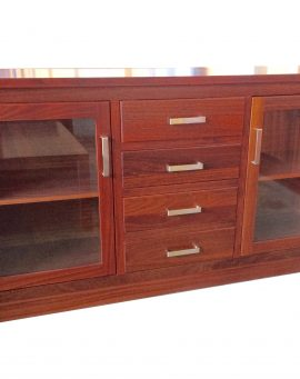 Jarrah buffet unit