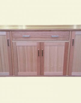 Solid timber large buffet unit